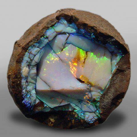 October's Birthstone….OPAL…….and TOURMALINE…..