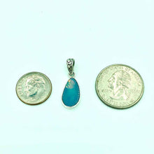 Load image into Gallery viewer, Sterling Silver Opal Pendant