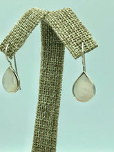 Load image into Gallery viewer, Mother of Pearl and Sterling Silver Earrings