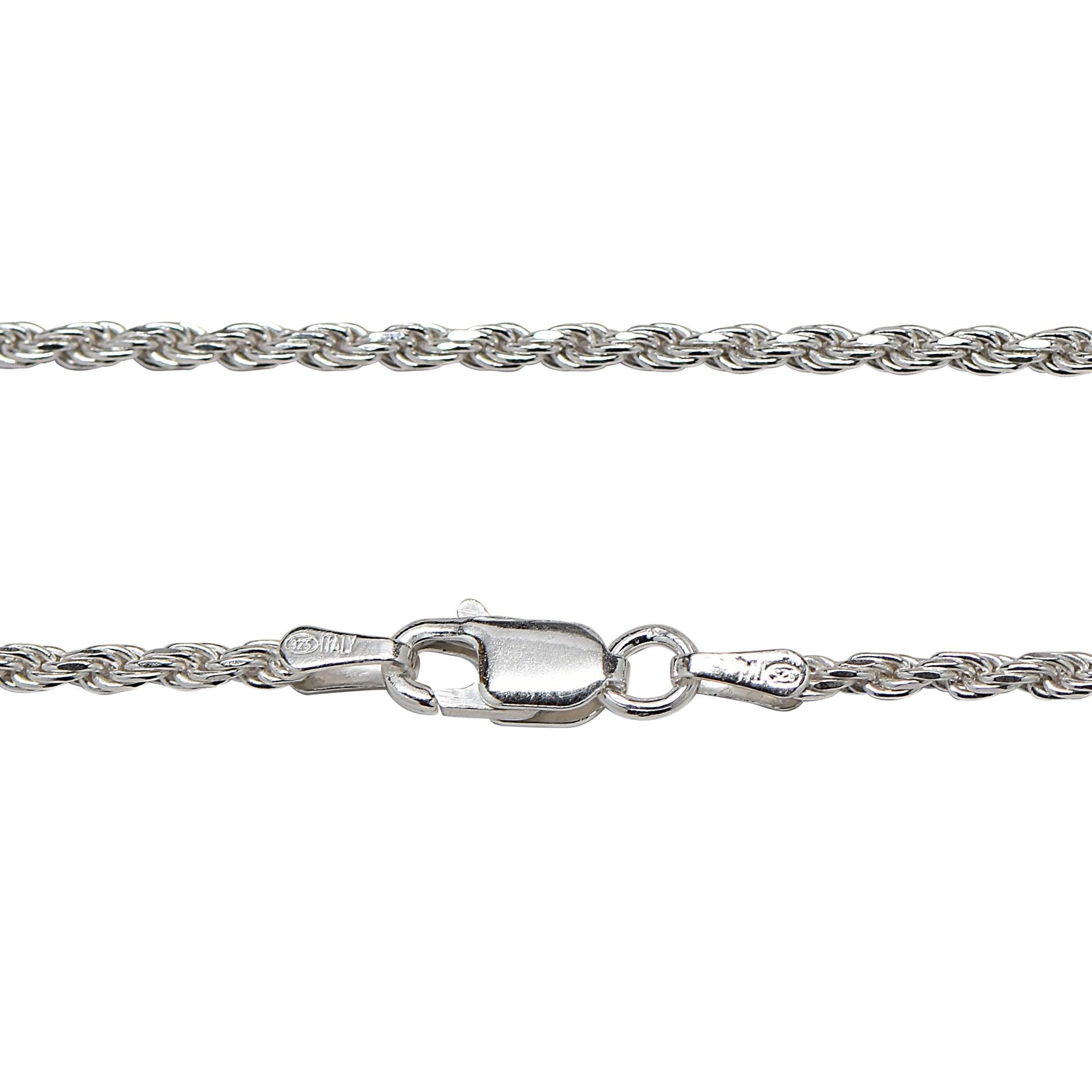 The 1.8mm Figaro Chain