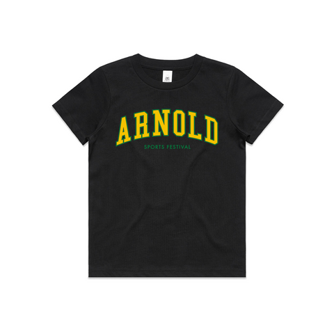 2020 Arnold Youth Tee - Black
