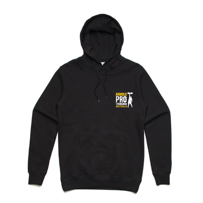 2019 Arnold STRONG Black Hood