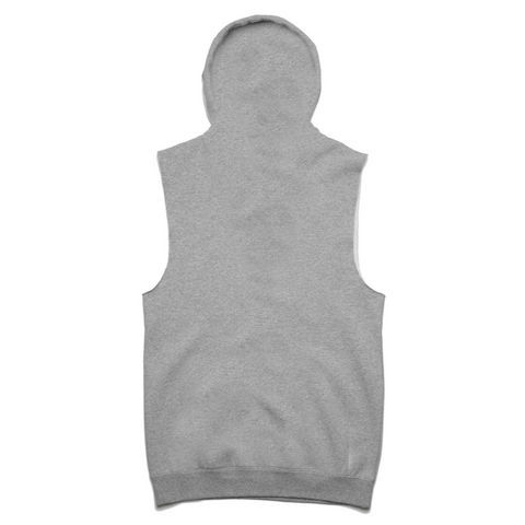 2019 Arnold STRONG Grey Sleeveless Hood