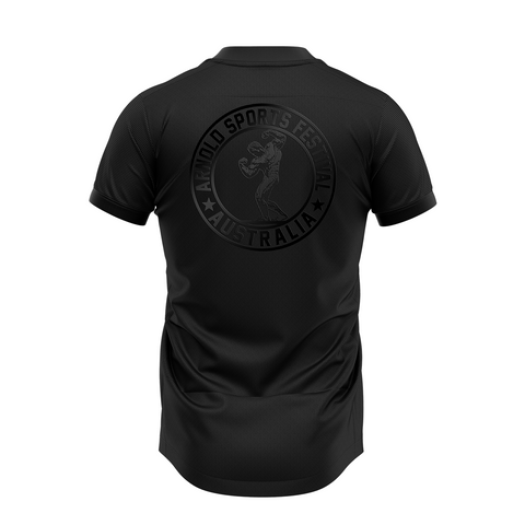 2020 Arnold Sports Black Training Jersey