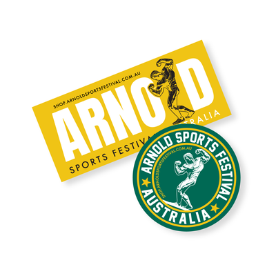 Arnold Sticker Pack