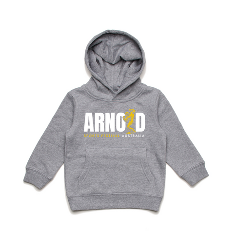 2020 Arnold Kids/Youth Hood - Grey