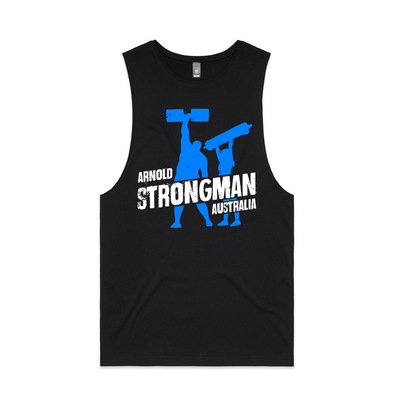 2020 Arnold Strong Tank - Black