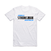 2020 Arnold Strong Tee - White