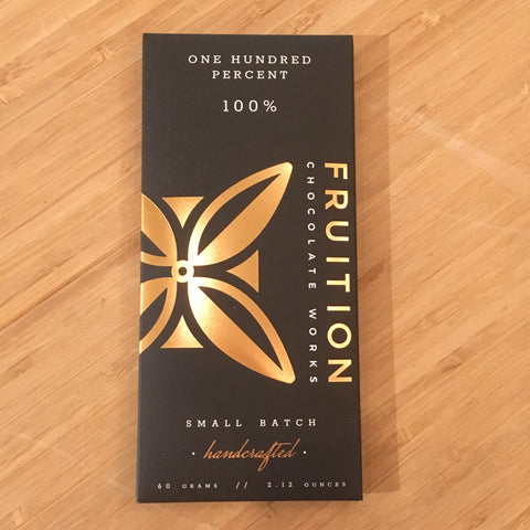 Fruition - 100% Cacao