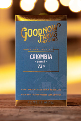 GoodNow Farms - Boyaca, Colombia - 73%