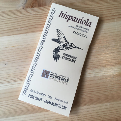 Hummingbird Hispaniola 70%