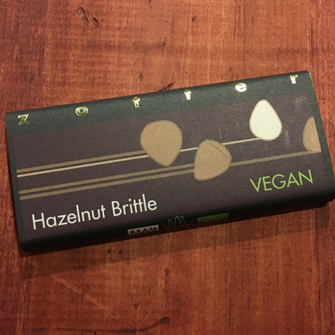 Zotter Hazelnut Brittle {VEGAN}