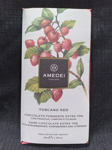 Amedei - Toscano Red with Berries - 70%