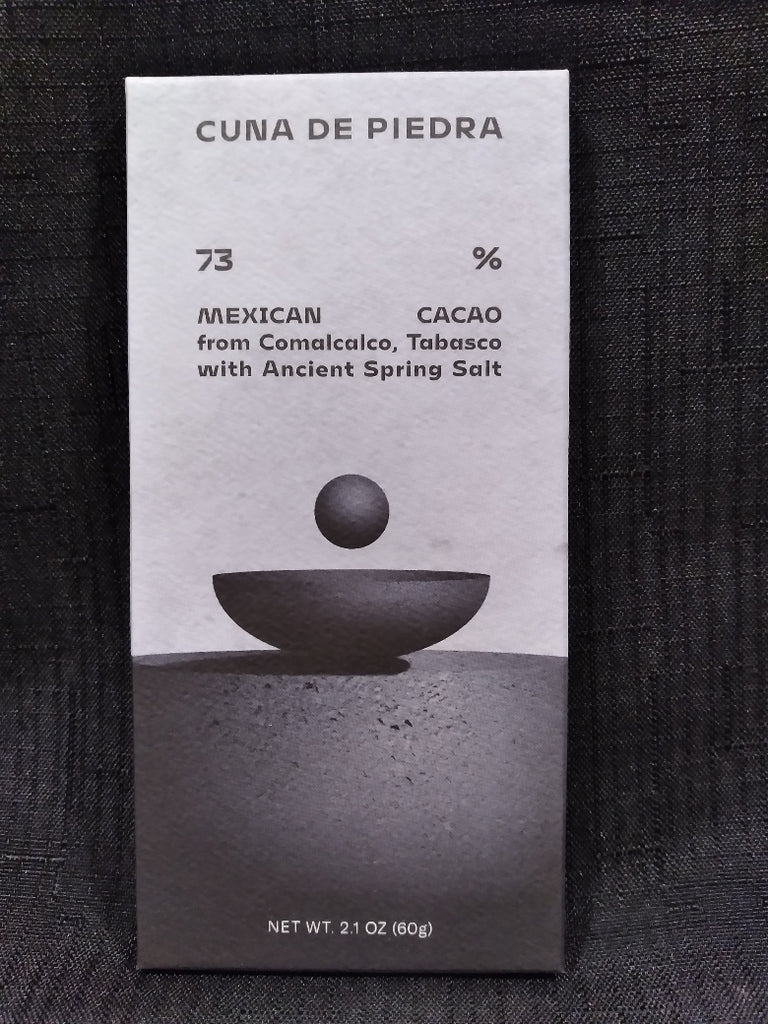 Cuna de Piedra - Mexico - 73% with Ancient Spring Salt