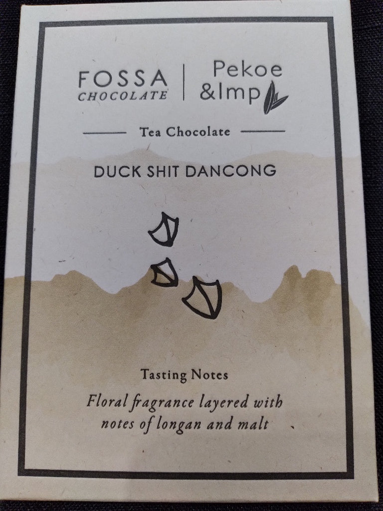 Fossa - Duck Shit Dancong