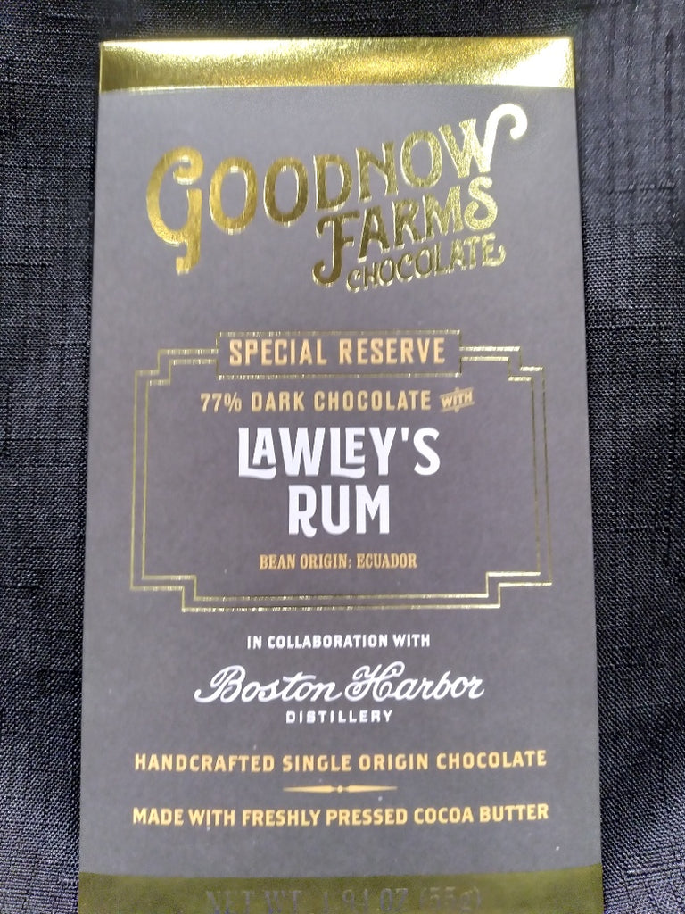 Goodnow Farms - Lawley's Rum - 77%