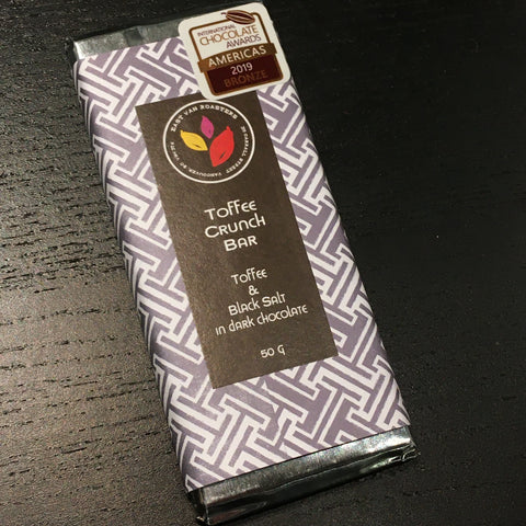 East Van Roasters - Salted Toffee Crunch - 70%