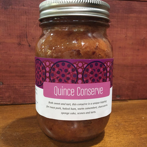 Circle Canning - Quince Conserve