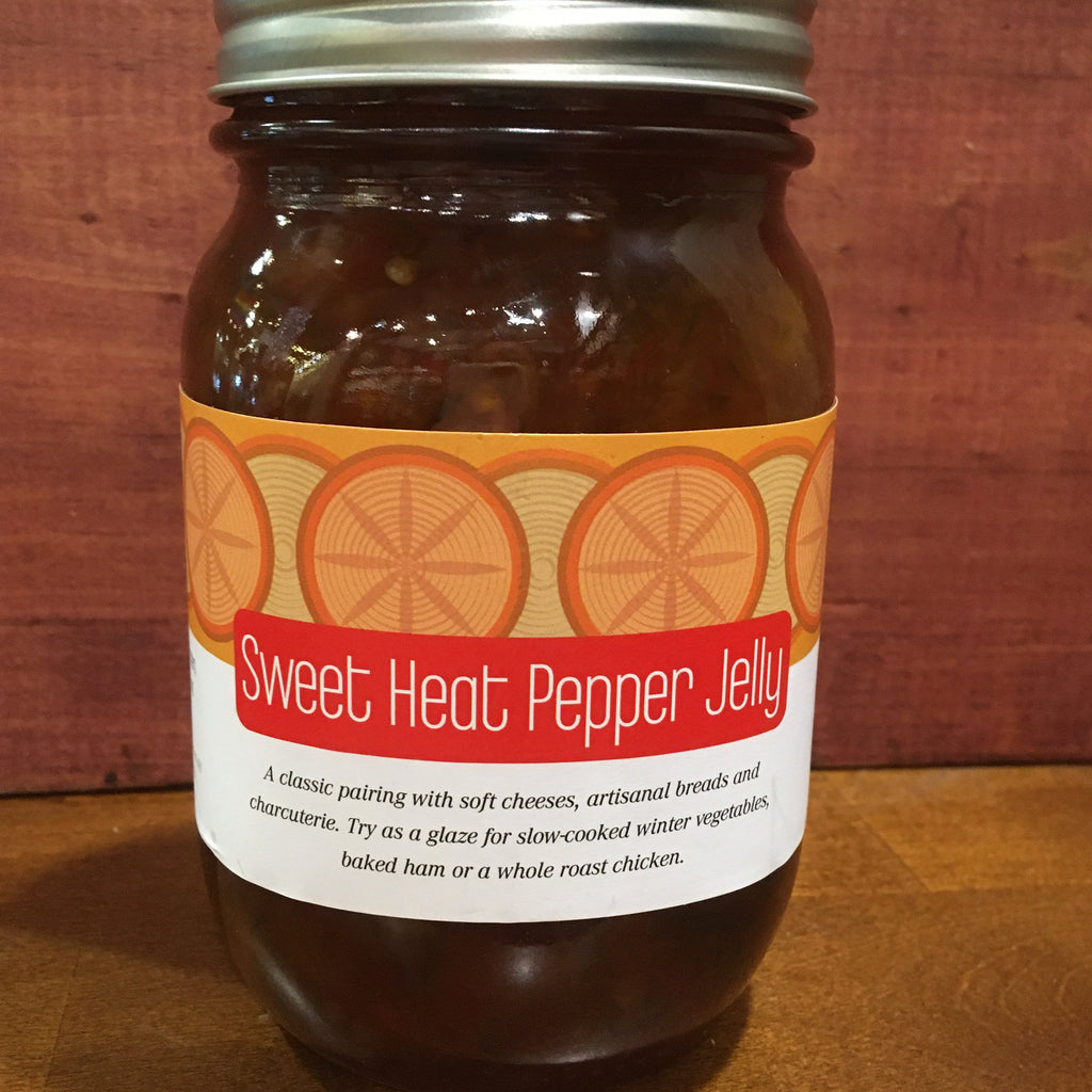 Circle Canning - Sweet Heat Pepper Jelly