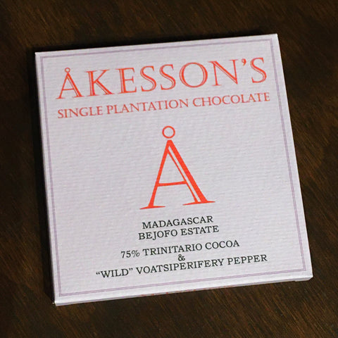 Akessons - Voatsiperifery Pepper in Madagascar - 75%