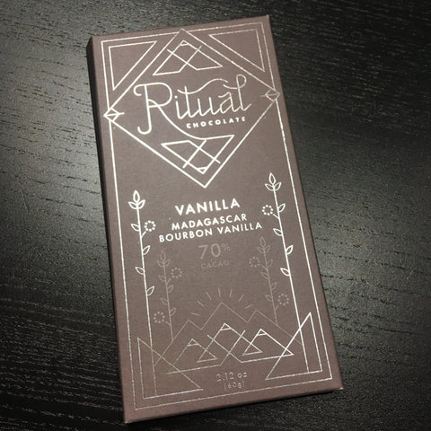 Ritual - Mid Mountain Blend - 70% with Vanilla