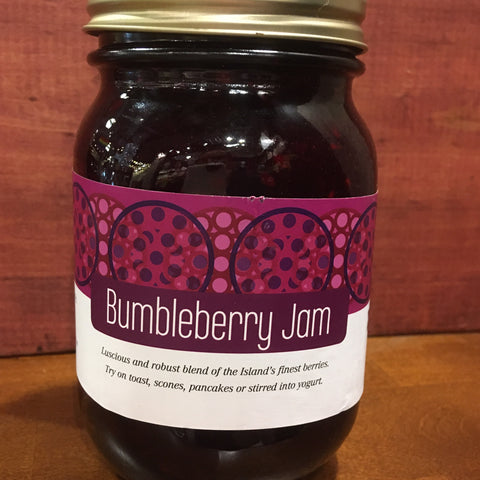 Circle Canning - Bumbleberry Jam