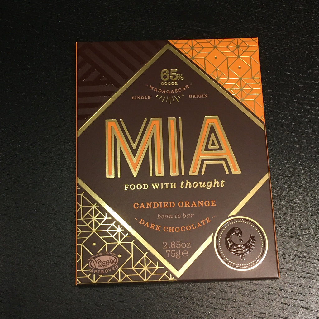 MIA - Madagascar - 65% with Candied Orange