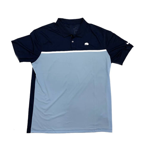 Nike Dri-Fit Victory CB Polo with White Buffalo