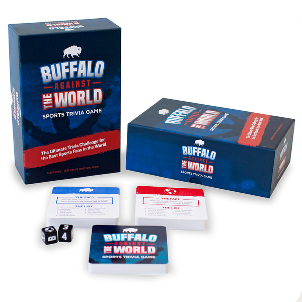 Buffalo Against The World Sports Trivia Game