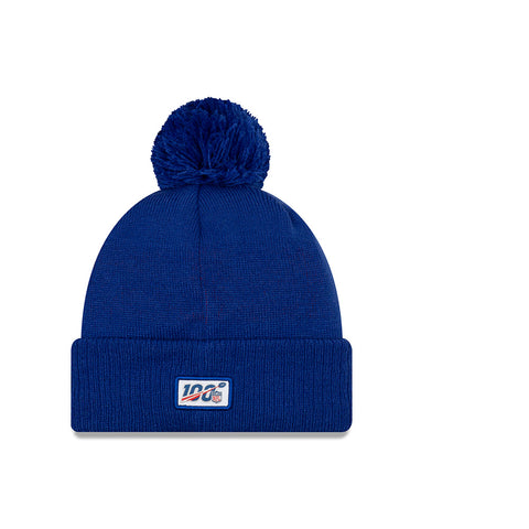 New Era Bills Sport Knit Royal Classic Beanie