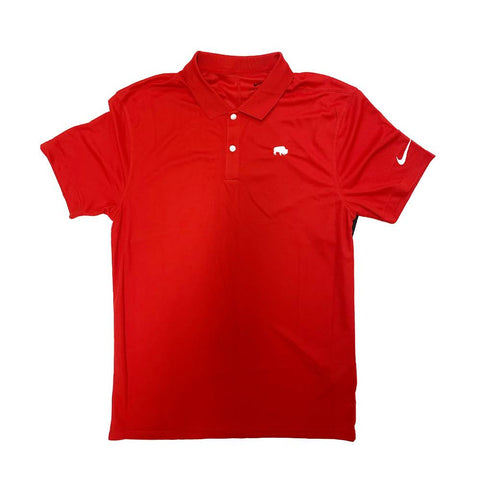 Nike Dri-Fit Victory Red Polo