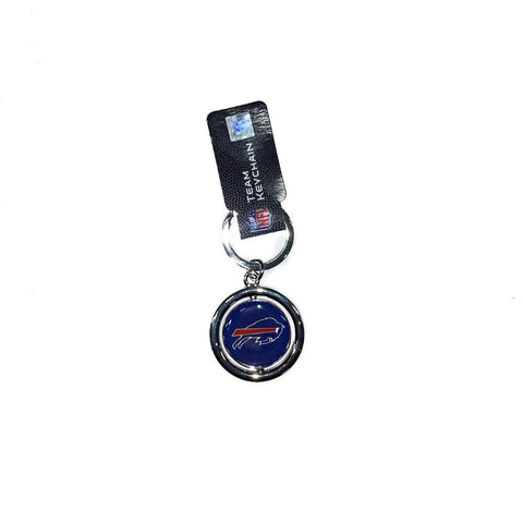 Buffalo Bills Spinner Keychain