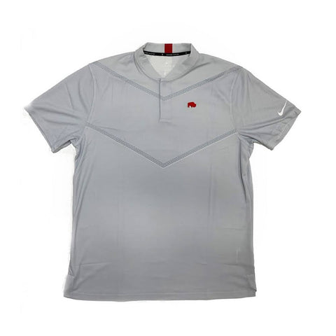 NIKE Tiger Woods Dry Blade White Polo