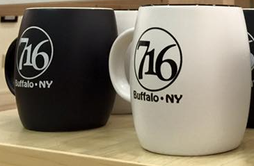 Coffee mug 716 Buffalo (5 Colors)