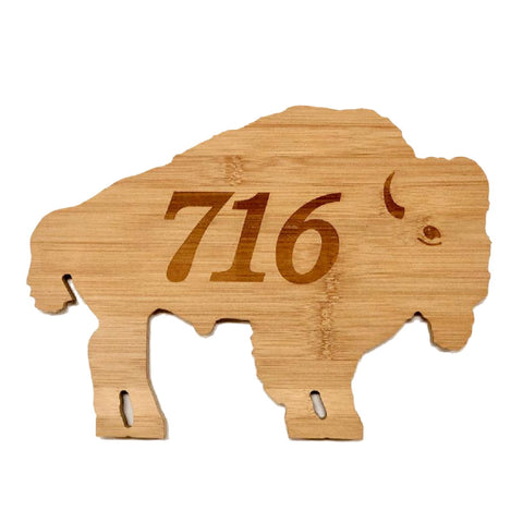 716 Buffalo Bison Cutting Board
