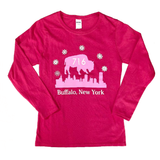 Buffalo 716 Ladies Pink Winter LST