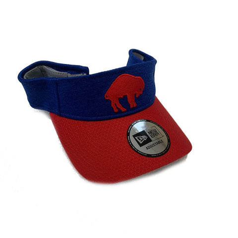 Royal Blue Classic Buffalo Bills Adjustable Visor