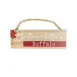 Hanging Holiday Signs (ALLC)