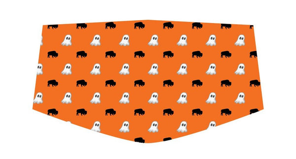 BFLO Halloween Custom 3-Layer Washable Face Masks