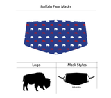 BFLO Royal Custom 3-Layer Washable Face Masks