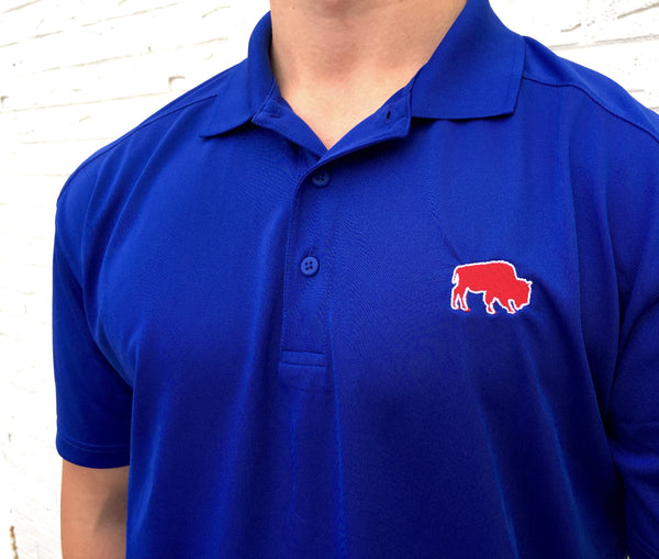 BFLO Polyester Performance Polo