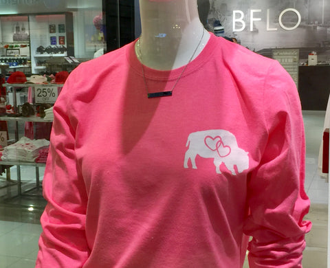 BFLO Double Lovin' Long-Sleeve Tee