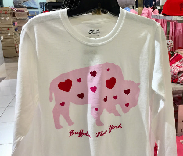 BFLO Sweet Heart Long-Sleeve Tee