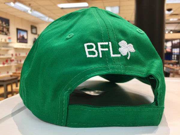 BFLO Irish Shamrock Cap