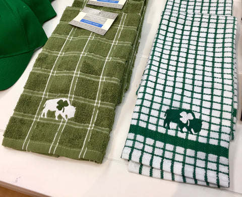 BFLO Irish Kitchen Towels