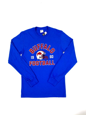Buffalo Football 1960 Long Sleeve T-Shirt