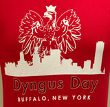 BFLO Dyngus Day Red Polish T-Shirt