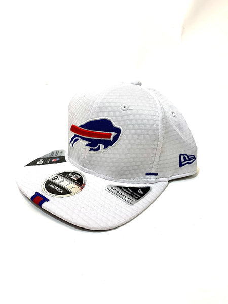 Buffalo Bills White NETECH Adjustable Cap