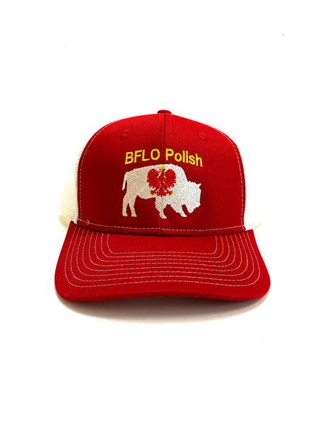 BFLO Polish Trucker Hat