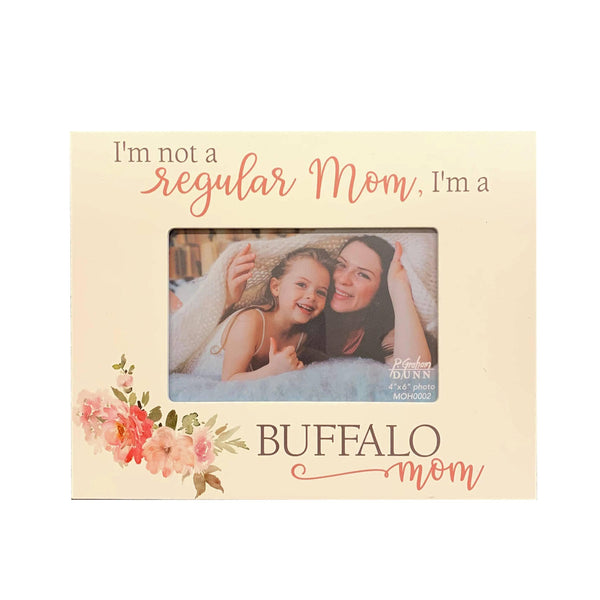 """Buffalo Mom"" Picture Frame"
